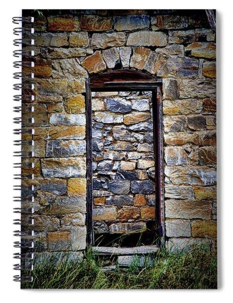 Coal House Spiral Notebook