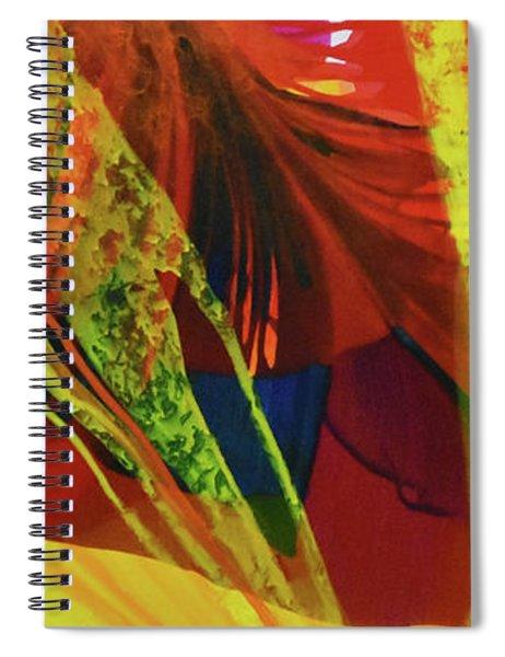 Coalition Spiral Notebook