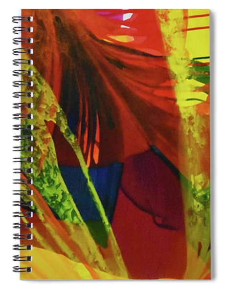 Coalition Spiral Notebook by Kate Word