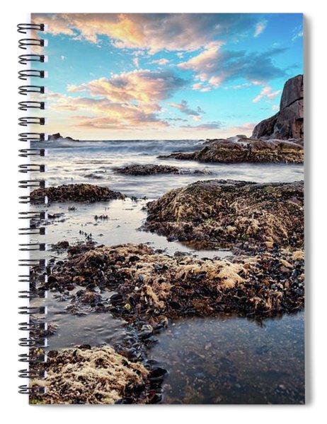 Coast At Sozopol, Bulgaria Spiral Notebook