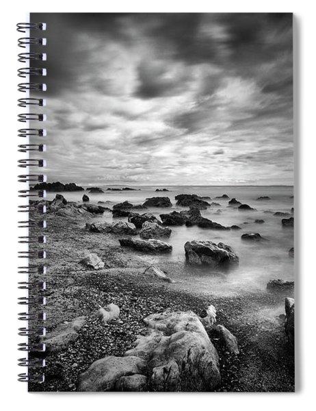 Coastal Light II Spiral Notebook