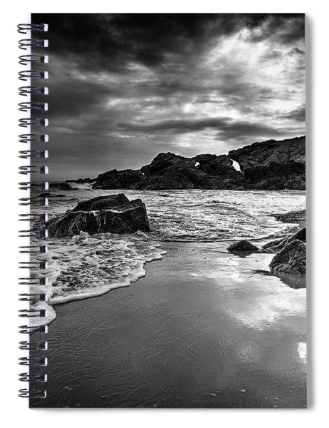 Coastal Light  Spiral Notebook