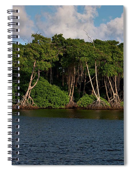 Cocal, Manzanilla Spiral Notebook