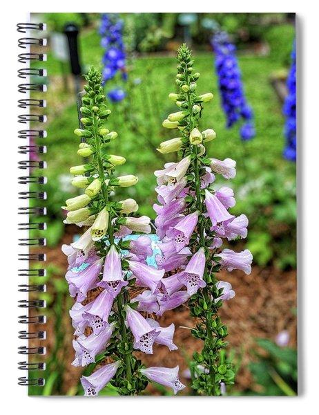 Cocklebells Spiral Notebook