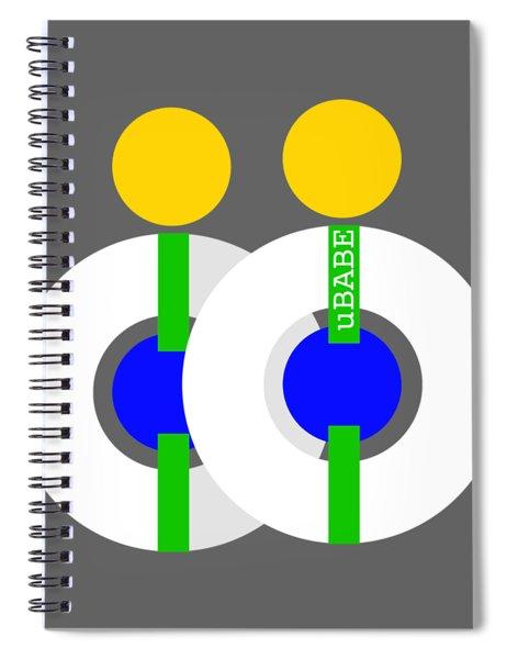 Coco Spiral Notebook
