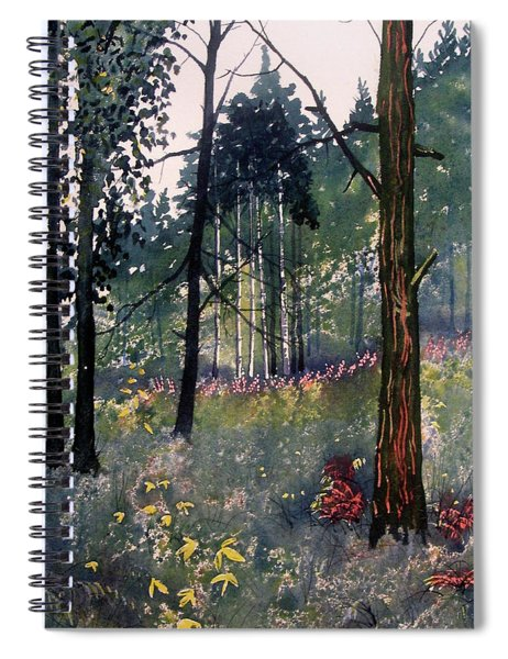 Codbeck Forest Spiral Notebook
