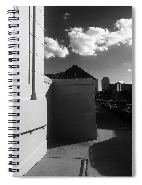 Coffin Ladies  Spiral Notebook