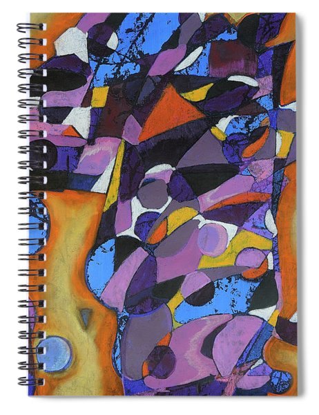 Cold Release Spiral Notebook