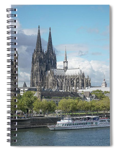 Cologne, Germany Spiral Notebook
