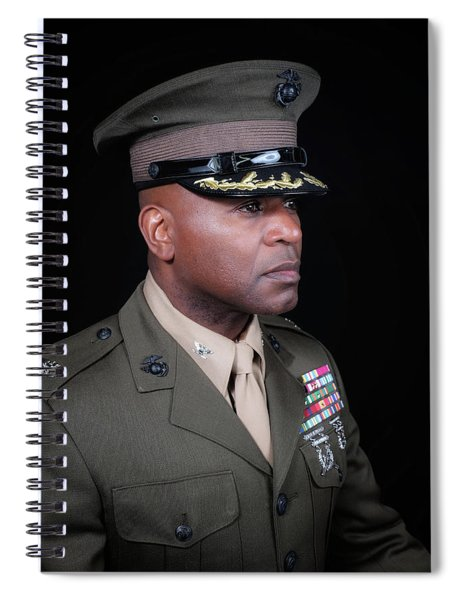 Colonel Trimble 1 Spiral Notebook