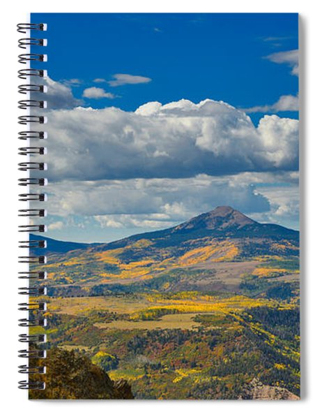 Colorado Fall Spiral Notebook