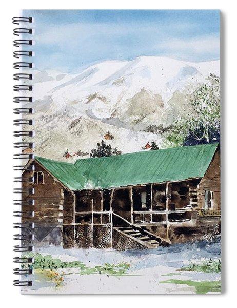 Colorado Haven Spiral Notebook