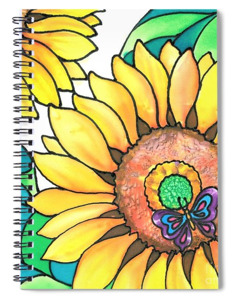 Colorful Tropics 14 Spiral Notebook