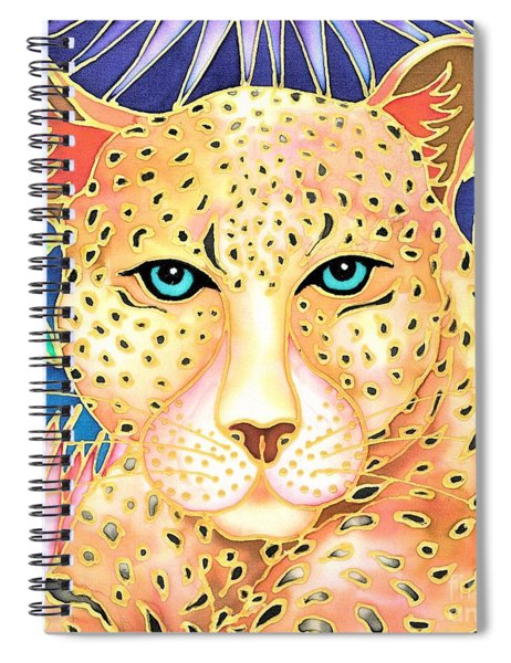 Colorful Tropics 15 Spiral Notebook