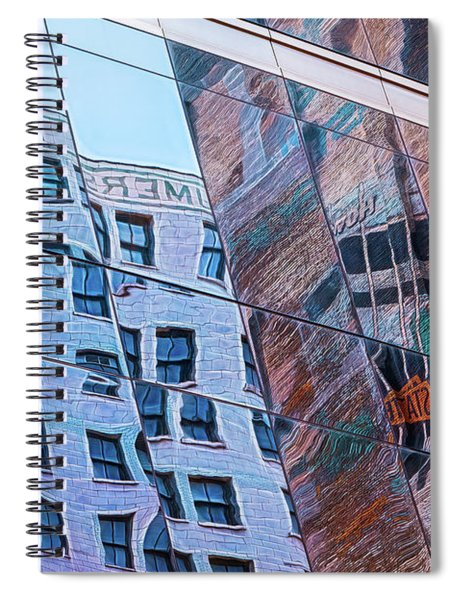 Colorful Words Spiral Notebook