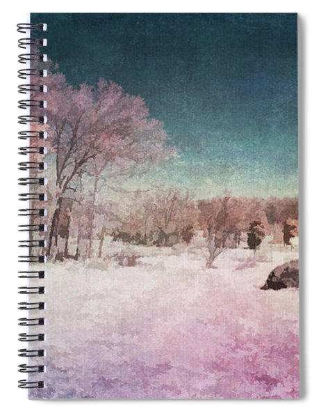 Colorful World Spiral Notebook