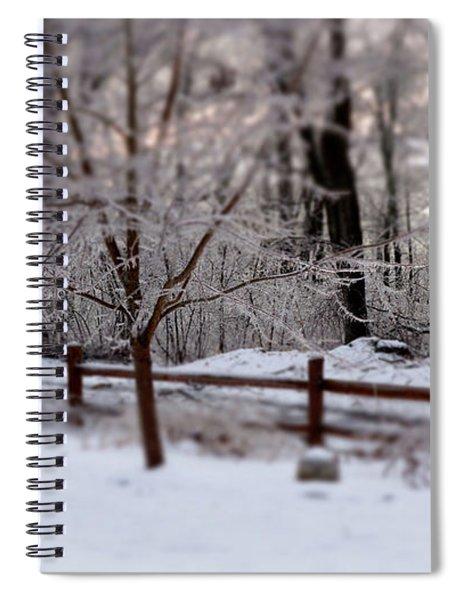 Colors Never Run Spiral Notebook