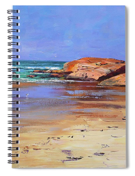 Colours Of South West Rocks Australia Spiral Notebook