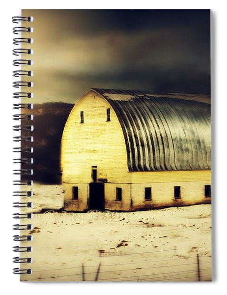 Come Back Yeller Spiral Notebook