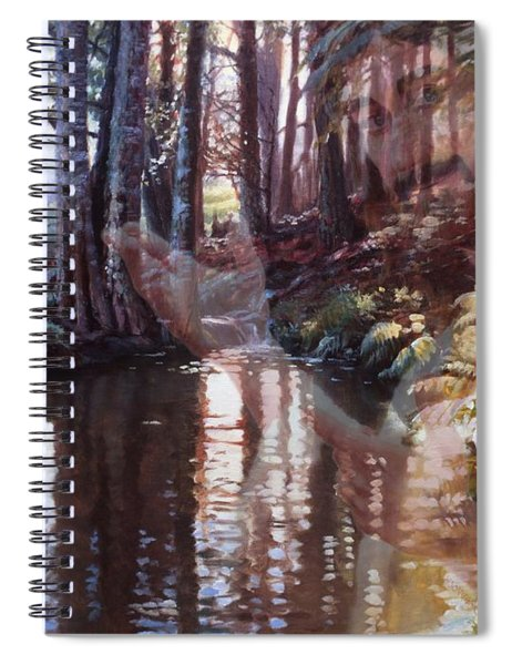 Come, Explore With Me Spiral Notebook