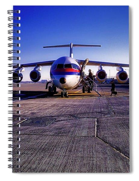 Commuter Express Ord Ramp Spiral Notebook