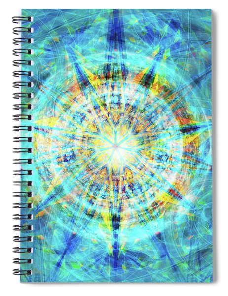 Concentrica Spiral Notebook