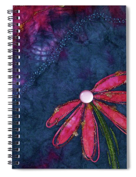 Coneflower Confection Spiral Notebook