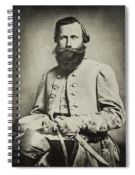 Confederate Jeb Stuart Spiral Notebook