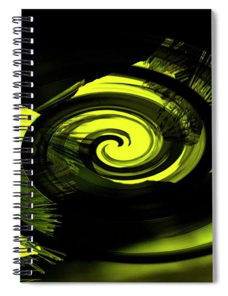 Conflict Spiral Notebook