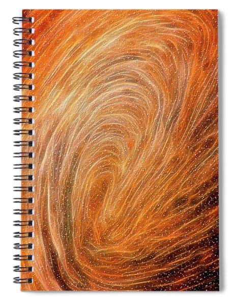 Connect The Dots Spiral Notebook