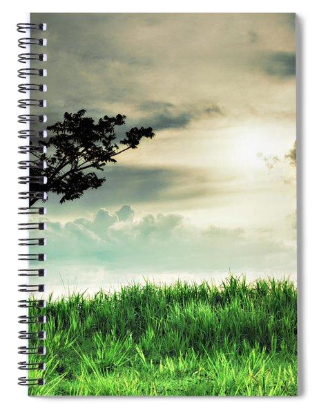 Conversations Spiral Notebook