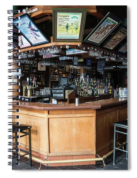 Coogan's Spiral Notebook