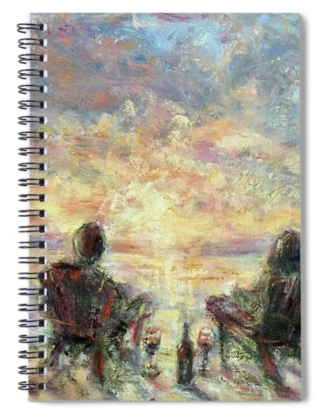 Cool Sample Spiral Notebook