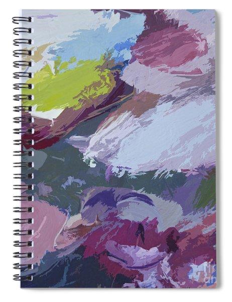 Corpus Vi Spiral Notebook