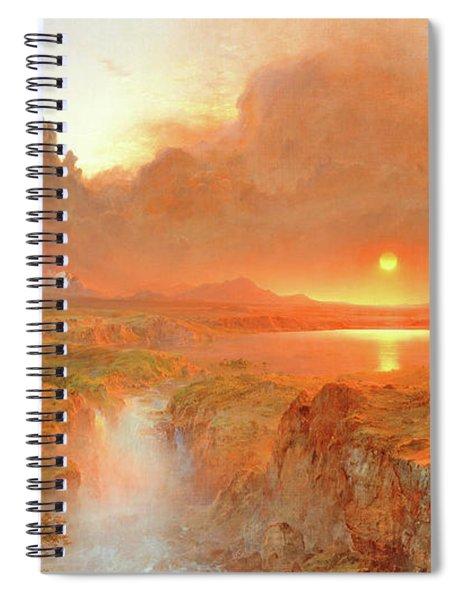 Cotopaxi, 1862 Spiral Notebook