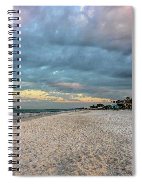 Cotton Candy Sky Spiral Notebook