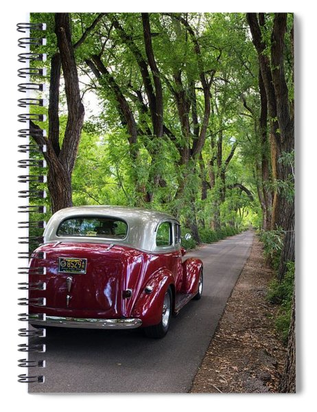 Cottonwood Classic Spiral Notebook