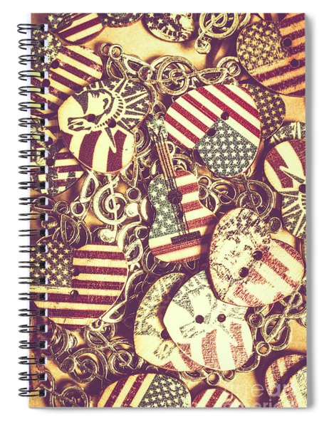 Country Love Spiral Notebook