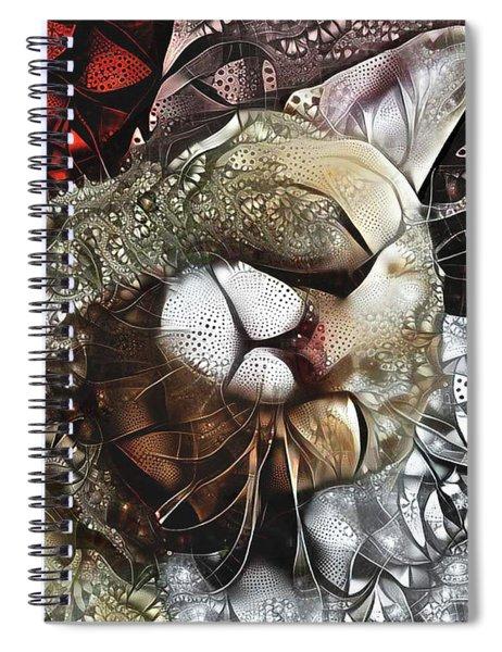 Coy Valentina Spiral Notebook