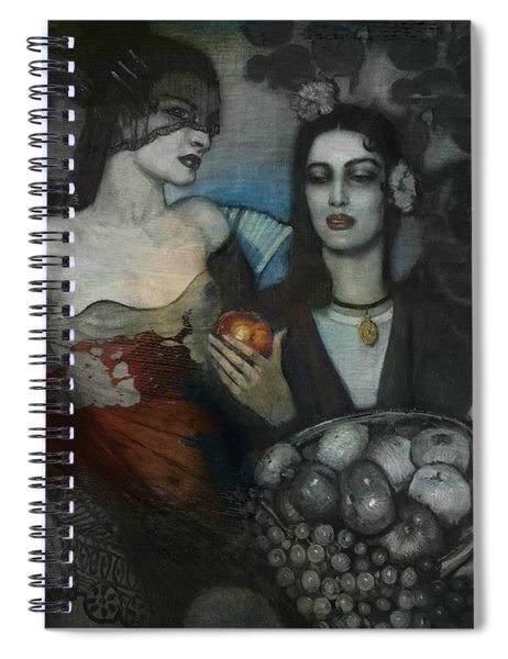 Crazy For You  Spiral Notebook