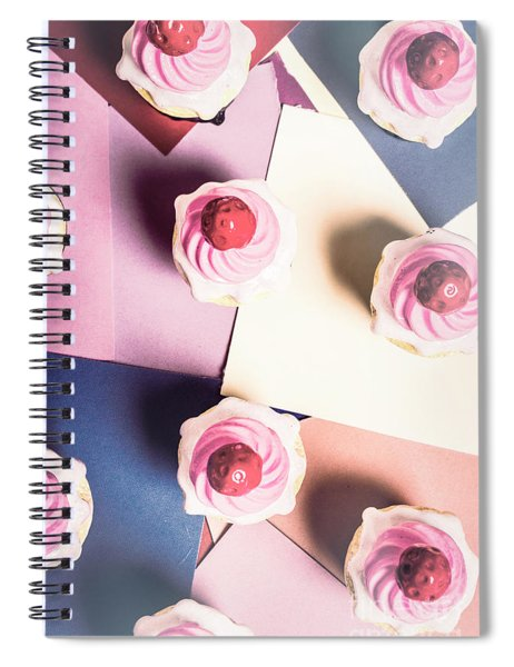 Cream Of The Top Spiral Notebook