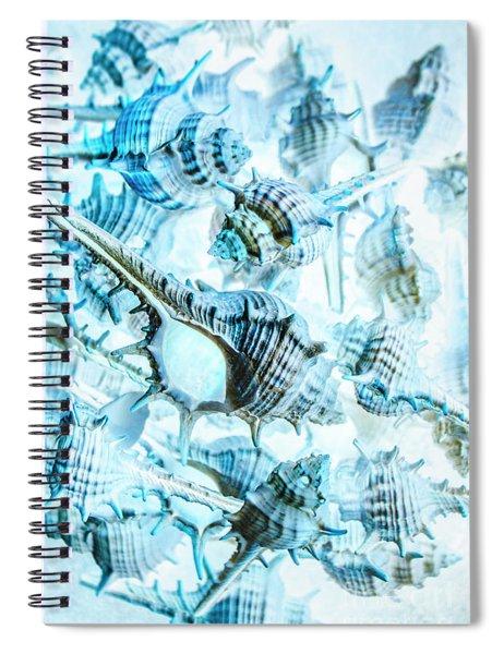 Creative Seas Spiral Notebook