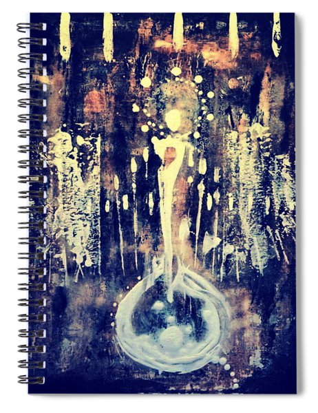 Creatrix Spiral Notebook