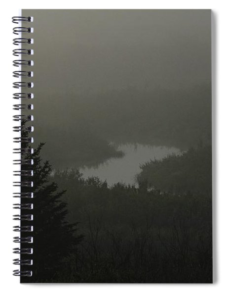 Creek Unveiled Spiral Notebook
