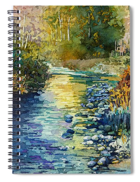 Creekside Tranquility Spiral Notebook