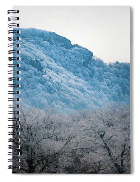 Cresting Wave Spiral Notebook