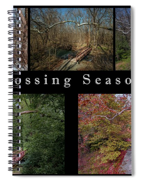Crossing Season Spiral Notebook