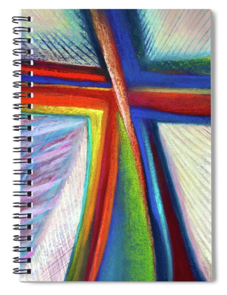 Cruciform #1 Spiral Notebook