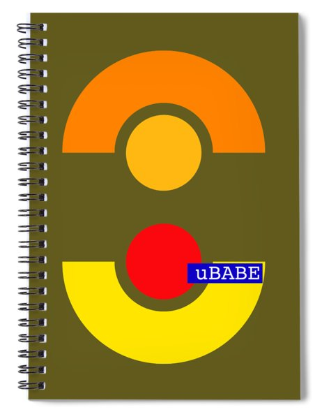 Cruise Style Spiral Notebook