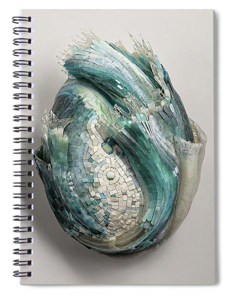 Crysalis IIi Spiral Notebook